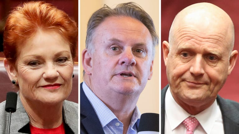 """""""They want me up there in Longman"""": Mark Latham has done robocalls for both One Nation and the LDP."""