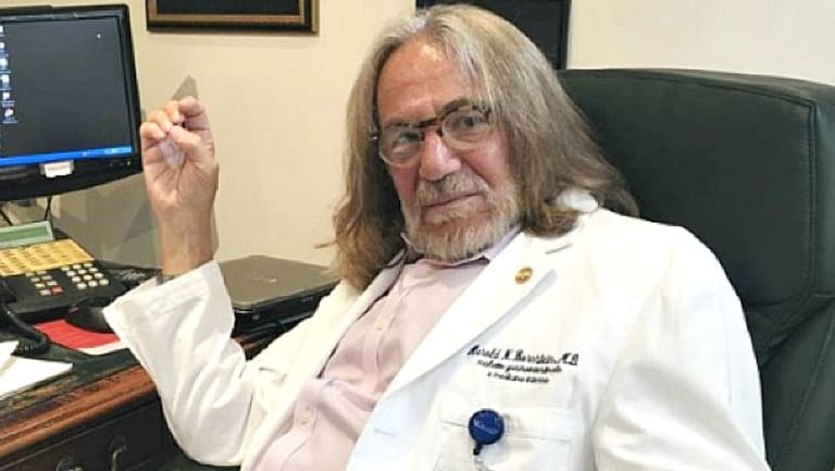 Donald Trump's one time doctor, Harold Bornstein.