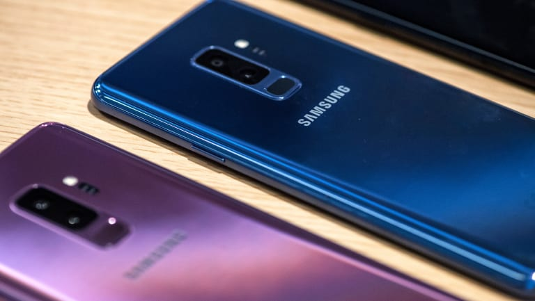 Samsung's Galaxy S9+is a great phone, but won't convert too many Apple fans.