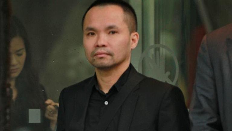 Peter Tan Hoang: Gunned down in Croydon Park.