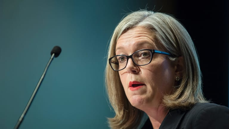 Productivity Commission deputy chair Karen Chester says she only cares about member outcomes.