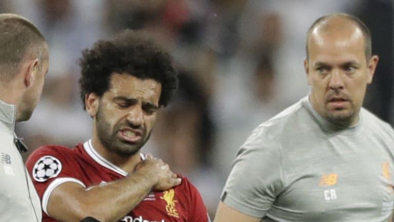 Chance to play: Mo Salah.