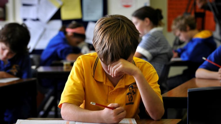 "Catholic Schools NSW has called for ""changes to the way NAPLAN results are published to prevent their misuse""."