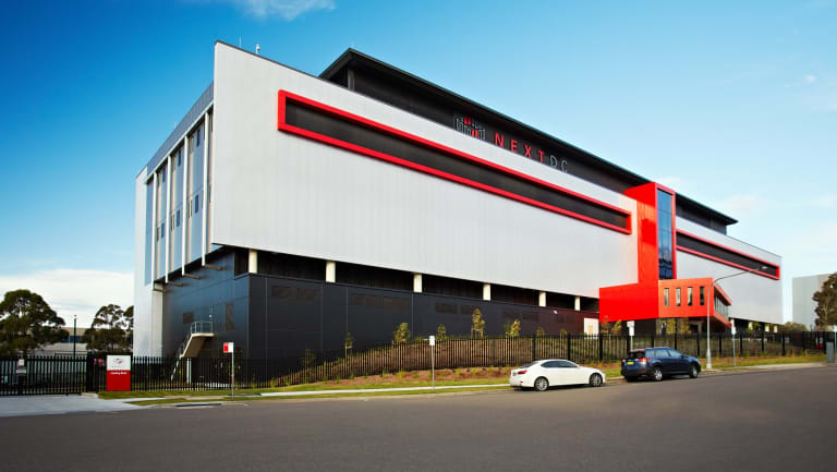 An Asia Pacific Data Centre in Sydney operated by NextDC.