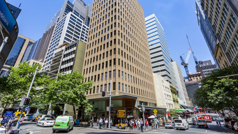 The 98 sqm suite at 1202/23 Hunter Street was sold at a record price