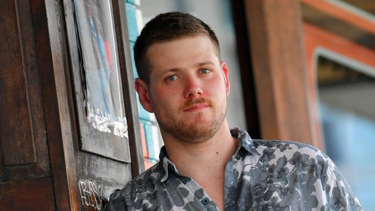 Bartender Mitchell Wadsworth