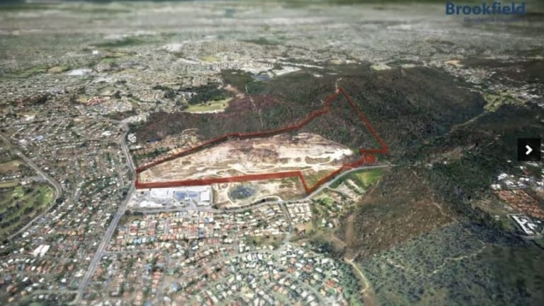 A master planned site has been approved at the Keperra quarry