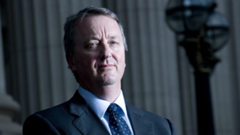 Mental Health Minister Martin Foley