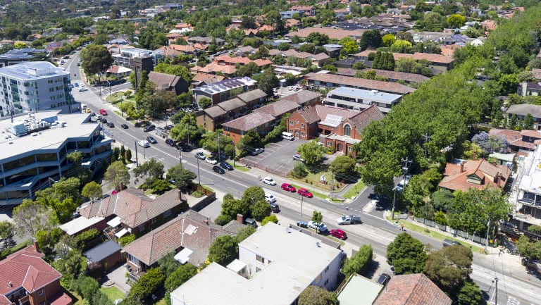 The Churches of Christ has offloaded a major corner site in Glen Iris.