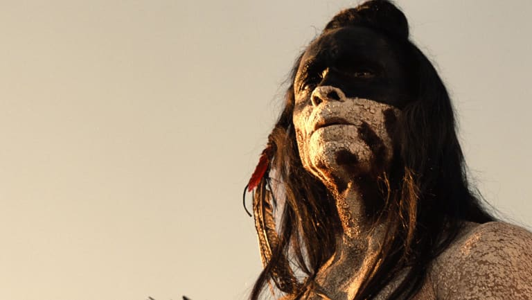Zahn McClamon as Akecheta in Westworld