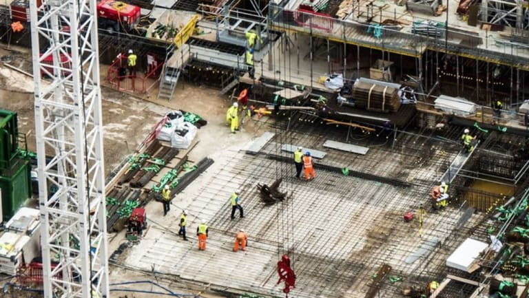 Brisbane's biggest excavation, covering two city blocks, begins after Christmas for the new Queens Wharf resort.