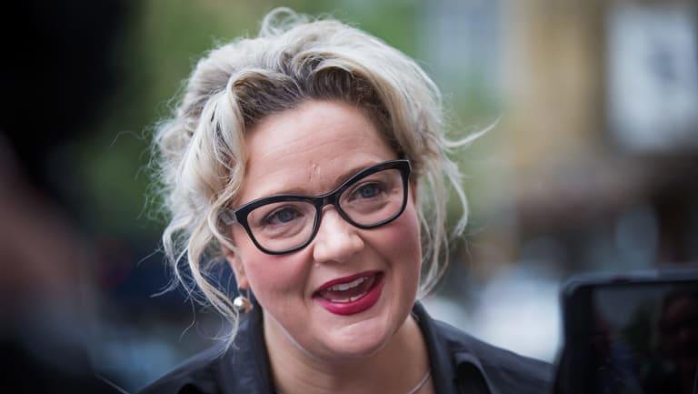 """Zero tolerance"": Health Minister Jill Hennessy"