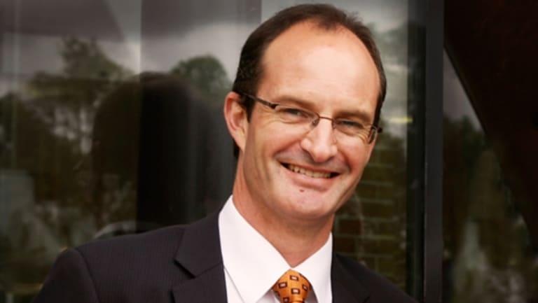 AMA NSW president Brad Frankum.