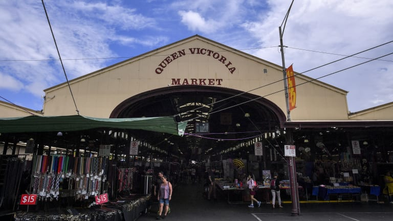 Queen Victoria Market, which attracts 9.5 million visitors a year, is the top destination for international tourists to Melbourne