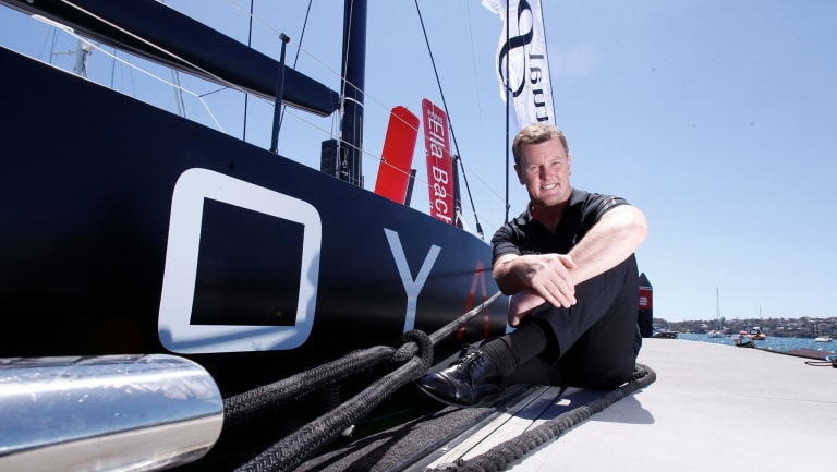 """Perpetual Loyal owner and skipper Anthony Bell: """"There are no passengers on the boat."""""""
