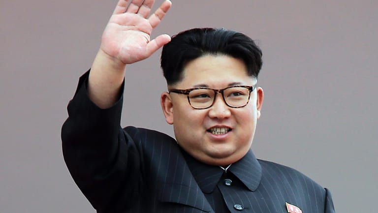 North Korea's Kim Jong-un has surprised the world this week, suggesting dialogue with Seoul.