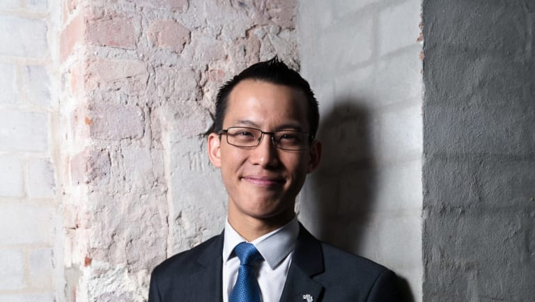Cherrybrook Technology High School maths teacher Eddie Woo says the way maths is taught in Australia and around the world needs to be changed radically.