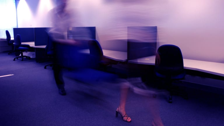 An open-office environment seems like the perfect solution for ending sexual harassment that can take place behind closed doors. Not so, new research has found.