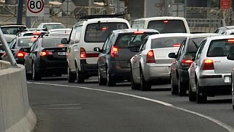 Driving through the city could be slow-going this weekend.