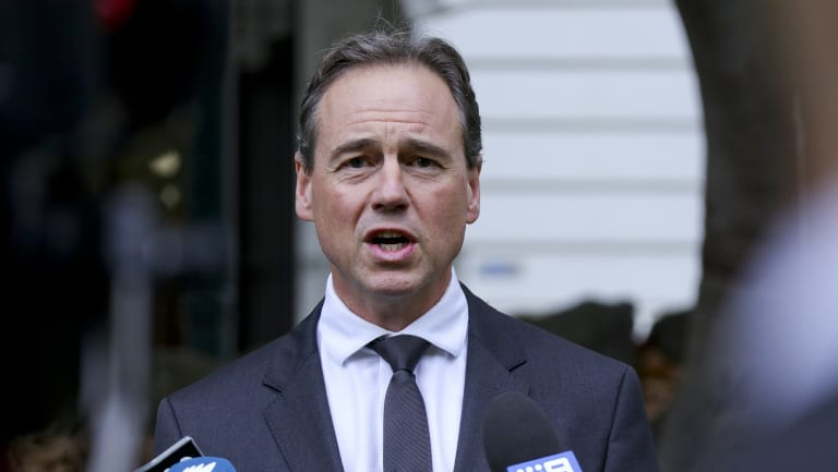 """Health Minister Greg Hunt says suicide statistics in Australia are """"unacceptable"""" and the government will do all it can to reverse them."""