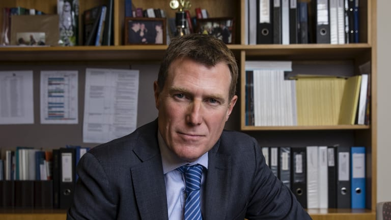 Attorney-General Christian Porter has warned of an unprecedented level of foreign interference in Australia's political system.