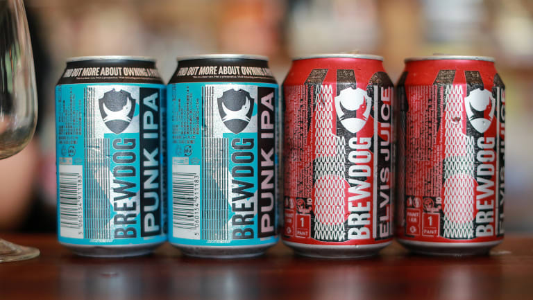 BrewDog will be more available in Australia, on tap and elsewhere, after the opening of its brewery in Brisbane.