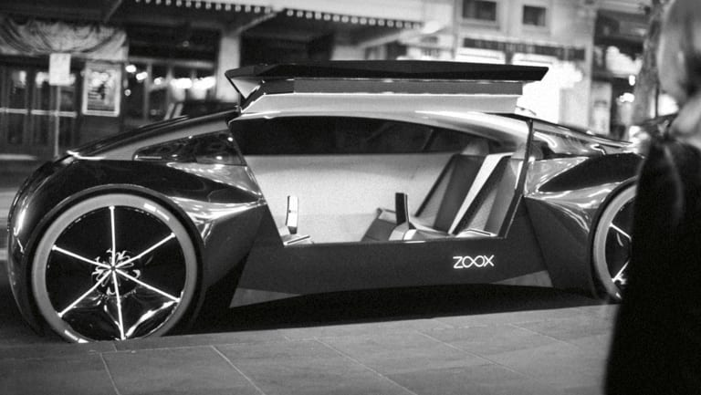 Zoox wants to build and operate a fleet of driverless taxis that would endlessly roam the streets.