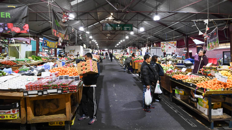Queen Victoria Market has been added to the national heritage register.