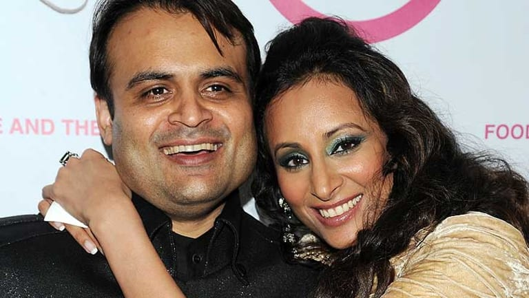 No list of booms and busts would be complete without Pankaj and Radhika Oswal.