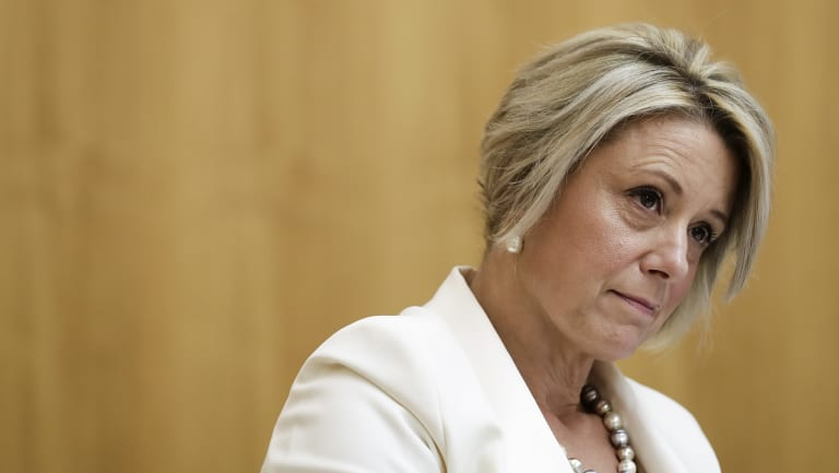 Labor Senator Kristina Keneally asked Tax Commissioner Chris Jordan why he refused to appear on the Four Corners program.