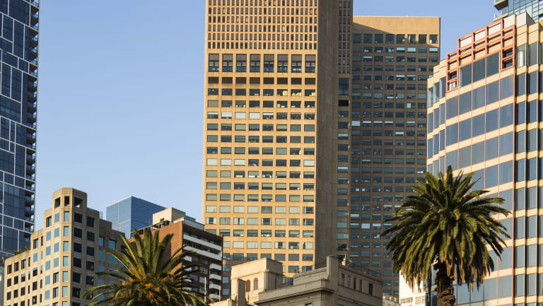 Collins Place where Telstra has been a tenant for decades.