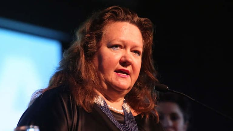 Gina Rinehart is currently Australia's richest person, with a fortune of around $16.6 billion.