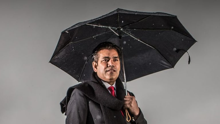 Wyndham councillor Intaj Khan.
