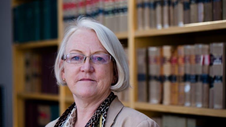 Joellen Riley, the Dean of Law at Sydney University