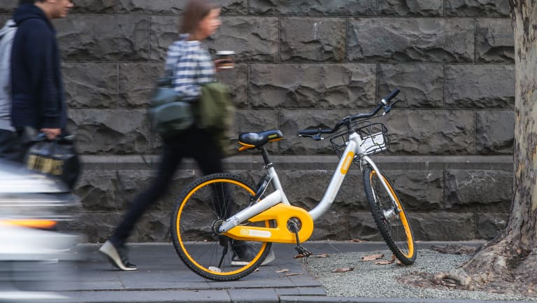 So long, oBike ... we hardly knew thee.
