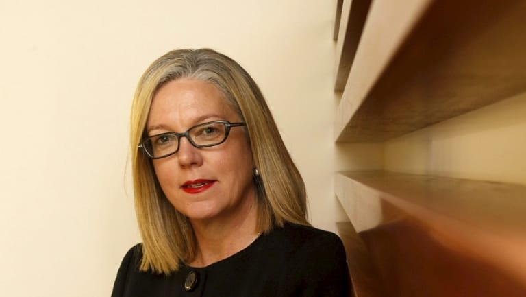 Productivity Commission deputy chair Karen Chester.