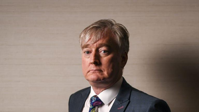 Whistleblower Martin Woods
