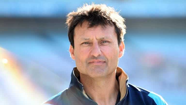 """""""You can't have a player just making himself available for one and three. You're either in or you are out"""": Laurie Daley."""