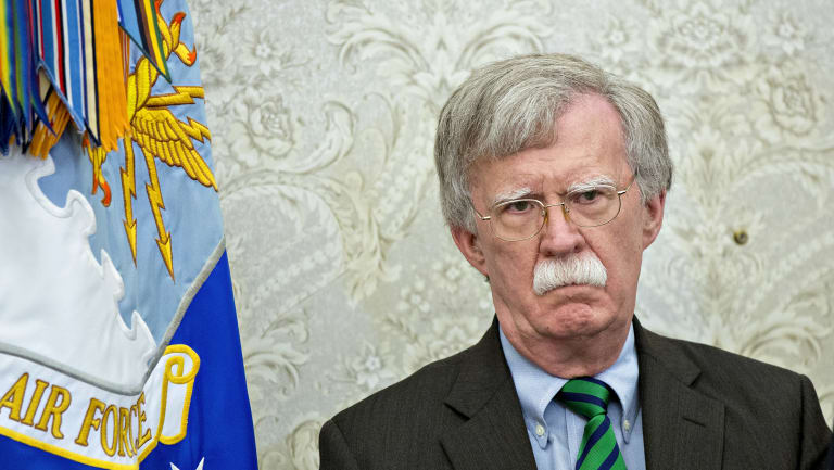John Bolton's discussion of Libya spooked the North Koreans.