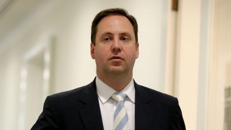 Trade Minister Steven Ciobo.