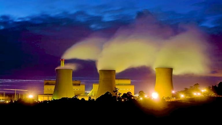 The Minerals Council of Australia said carbon capture and storage could play a long-term role in reducing emissions from coal-fired power stations in Gippsland.