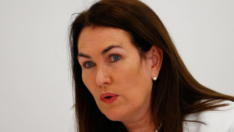 Senator Deborah O'Neill is the deputy chair of the franchise inquiry.