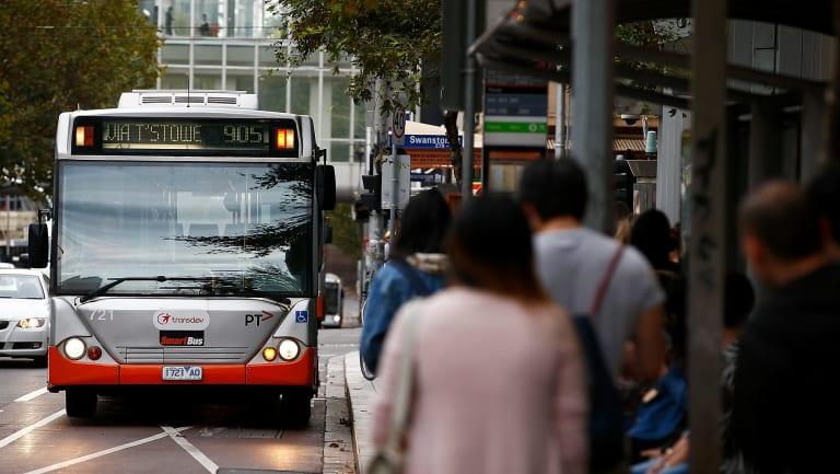 Melburnians will catch good bus services.