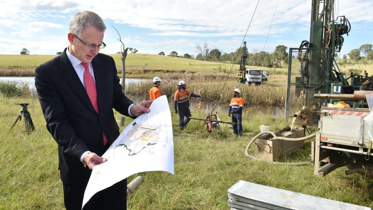 Federal Cities Minister Paul Fletcher will unveil a long-awaited 'city deal' for western Sydney on Sunday.