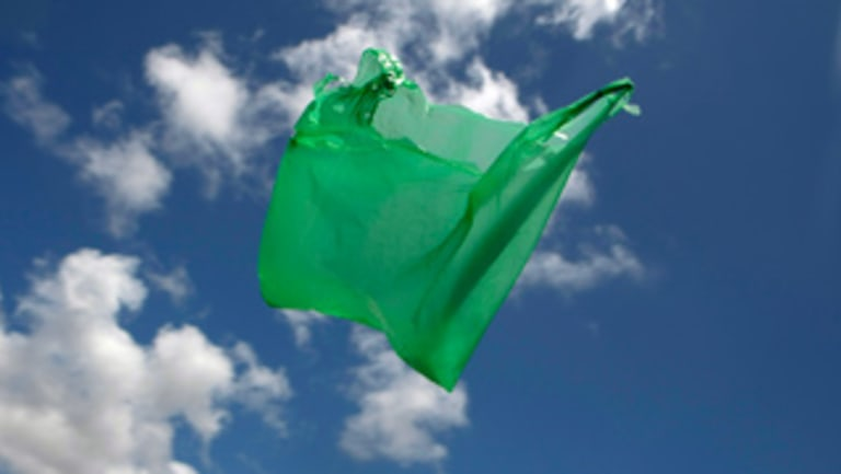 The plastic bag ban will come in from July 1, 2018.