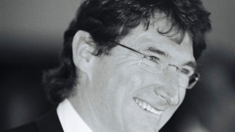 Stephen Myall - magistrate, died suddenly on March 14.