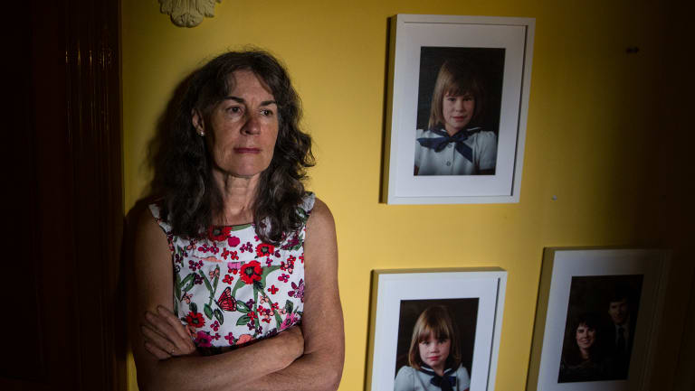 Chrissie Foster's two daughters, Emma and Katie, were abused by a Catholic priest