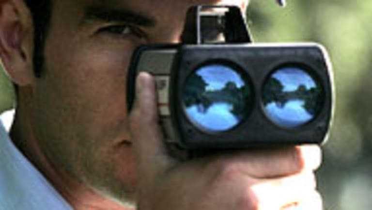 A motorists has been caught doing 201km/h on the Pacific Motorway