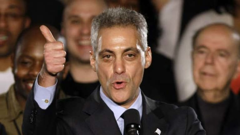 Avenatti worked for a political consulting firm run by Democrat operative Rahm Emanuel.