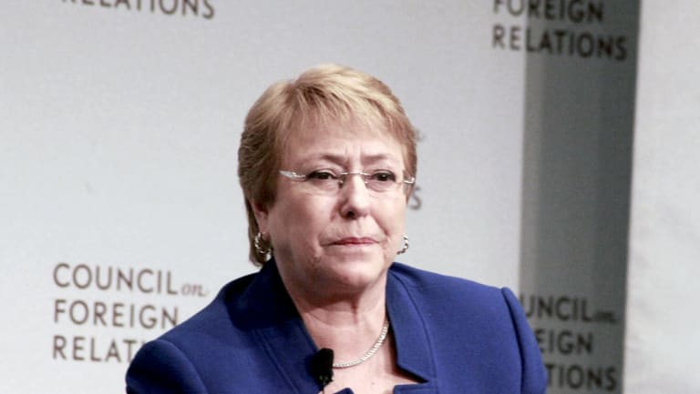The vote represents the end of the political career of president Michelle Bachelet.